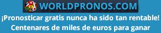 Concursos gratuitos WorldPronos futbol